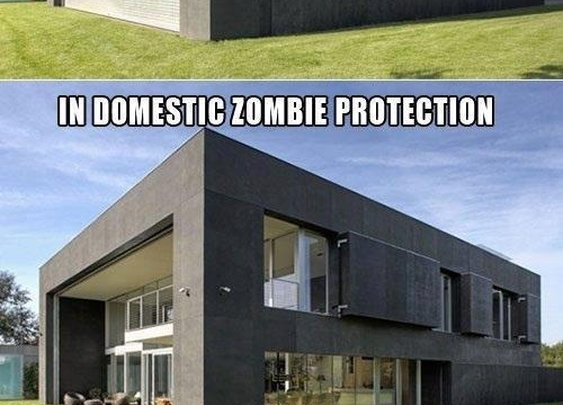Apocalypse-Proof Home