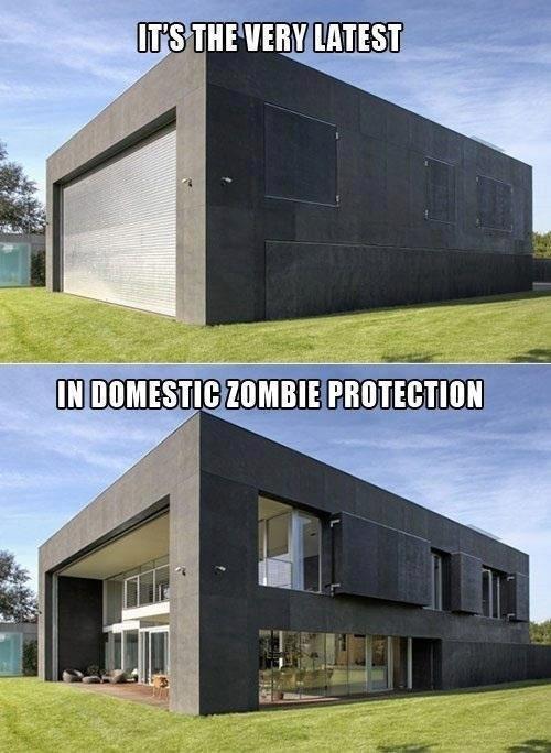 Apocalypse-Proof Home