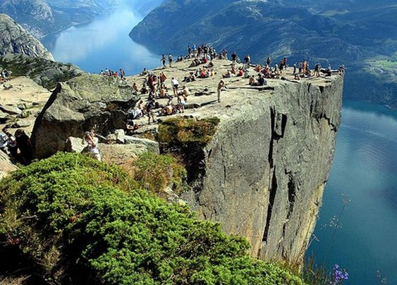 Places to see at least once in life - StumbleUpon