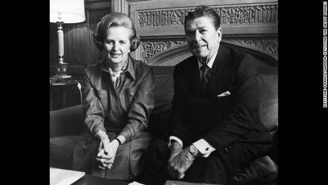 Margaret Thatcher passes at 87