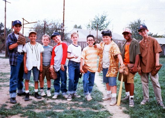 The Sandlot 20th Anniversary: 20 Reasons It Was the Greatest Movie Ever Made | Bleacher Report