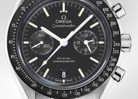 Watches - OMEGA - Speedmaster Moonwatch Omega Co-Axial Chronograph