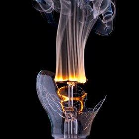 """""""Burn out"""" by Daniel Nimmervoll"""