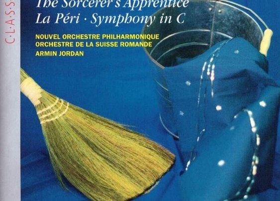 Paul Dukas – L'apprenti sorcier, Symphonic Scherzo for Orchestra – Nouvel Orchestre Philharmonique, Armin Jordan