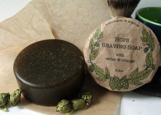(thebowerstudio: Shaving soap is now available in...)
