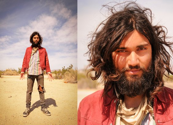 Portraits From Slab City: 'The Last Free Place On Earth'