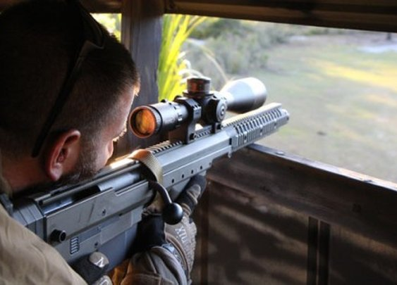 Review: Desert Tactical Arms Stealth Recon Scout Rifle | Human Events