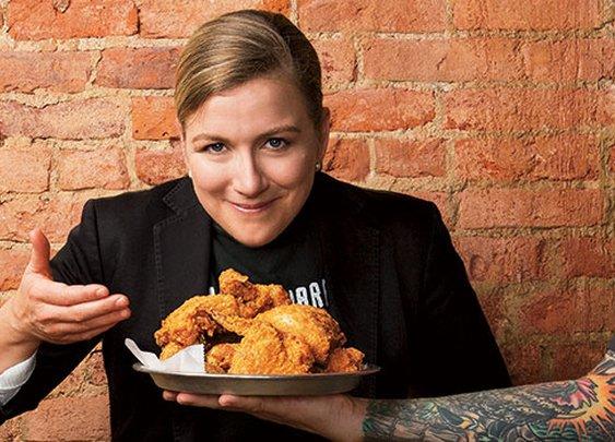 The Secret to Ashley Christensen's Fried Chicken   Garden and Gun