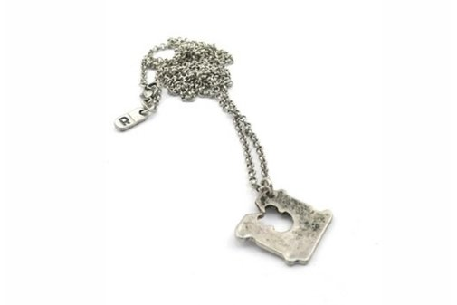Bread Clip Necklace | Man of Many