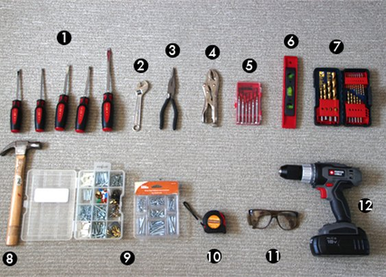 Basics: The Tools Every Household Needs | The Manly Housekeeper