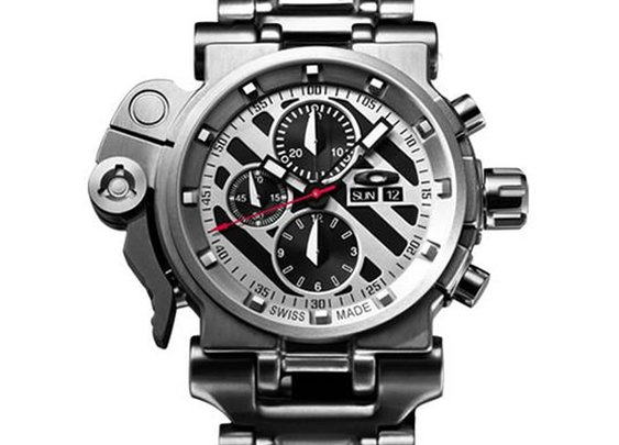 Oakley Elite Full Metal Jacket Watch