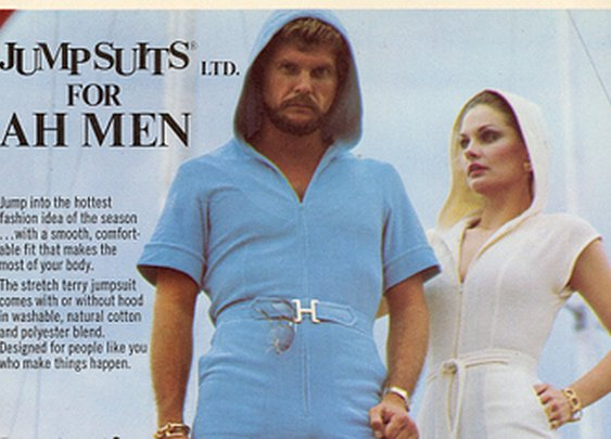 11 Outfits Of The '70s With Perfectly Reasonable Explanations