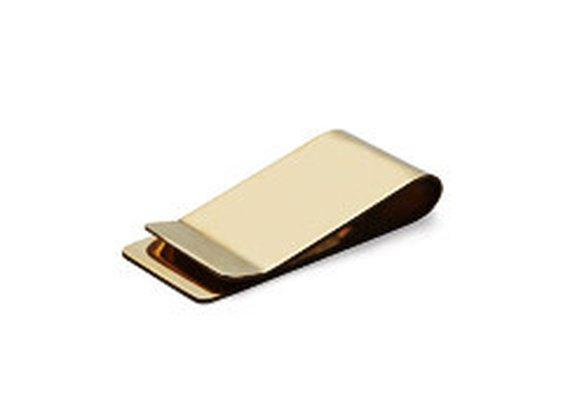Brass Money Clip - Kaufmann Mercantile Store