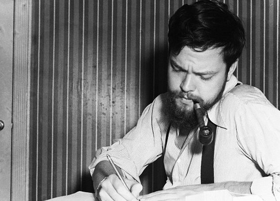 Orson Welles | The Pipe Parlor