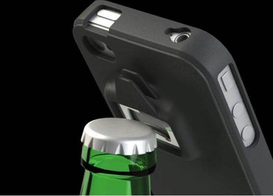 Beer opener iphone case