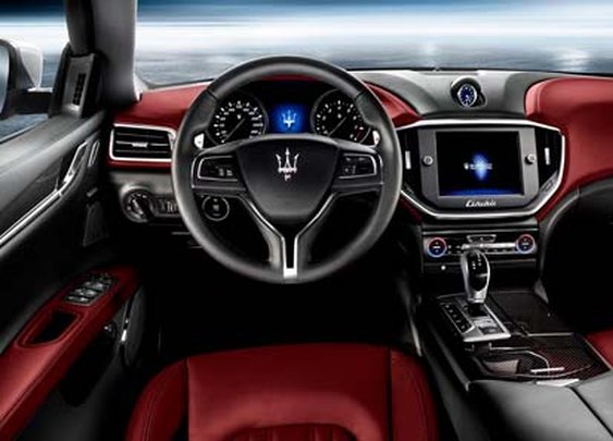 2014 Maserati Ghibli Revealed