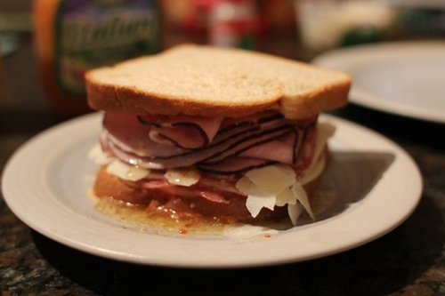 AoM Month of Sandwiches Day #8: Three Cheese Italian Sandwich | The Art of Manliness