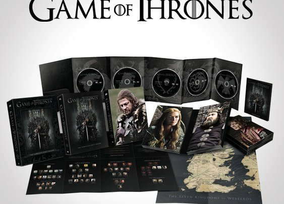 Game Of Thrones: The Complete First Season ($45.00)