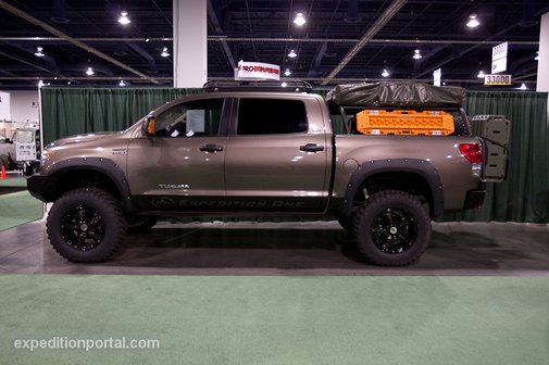 Expedition One Toyota Tundra