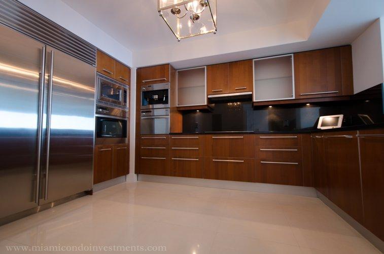Killer kitchen