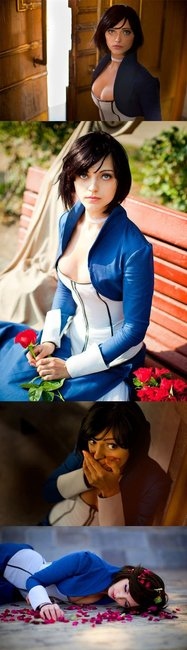 Sexy bioshock elizabeth 'BioShock Infinite'
