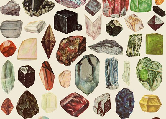 Gemz by Amber Ibarreche | Catalog Products | Shop | Mammoth and Company