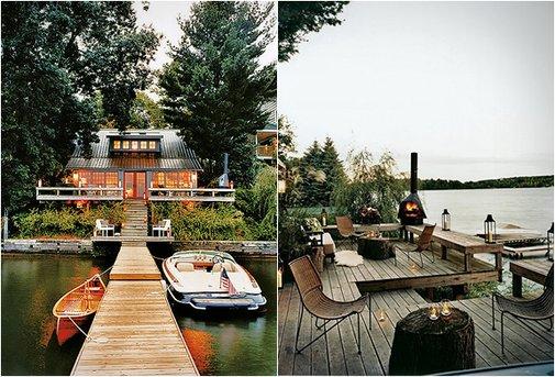 LAKE HOUSE | BY THOM FILICIA