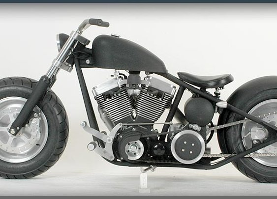 Exile Chopper's Black Bull