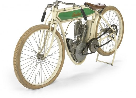 Steve McQueen Indian Motorcycle On Bonhams Auction — eXtravaganzi