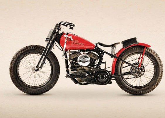 1946 Harley-Davidson WR Racer