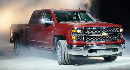2014 GM Chevy Silverado closest competitor to Ford F 150 ? | NSTAutomotive