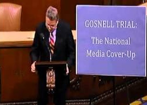 Rep. Chris Smith Speech on Gosnell - YouTube