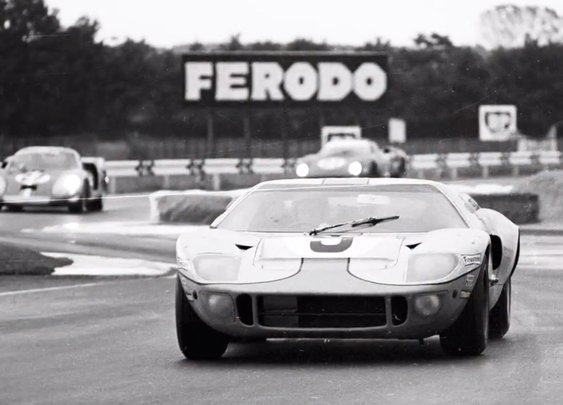 Some of the Coolest Celebrity Cars of All Time | Gt40 Ford