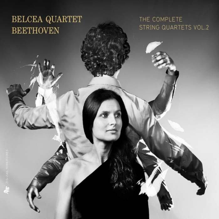 "Beethoven – String Quartet No. 10 in E-Flat Major, Op. 74, ""Harp"" – Belcea Quartet"
