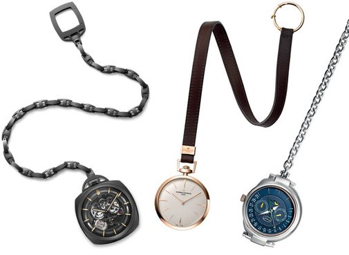 The Return of the Pocket Watch