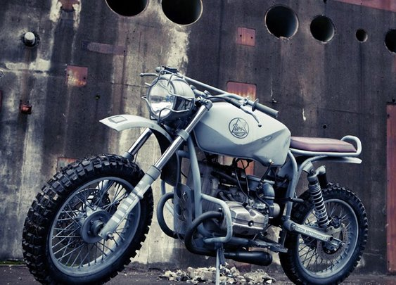 Icon 1000 x Ural Solo sT  |  After The Apocalypse