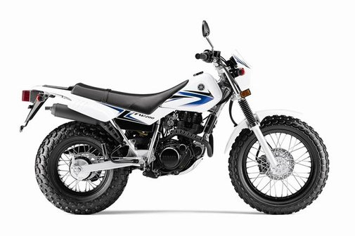 Yamaha TW200 - The Trail Bike Perfected?