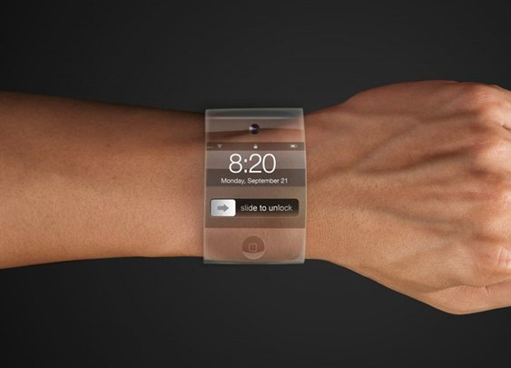 iWatch  |  The Next Tech-cessory From Apple?