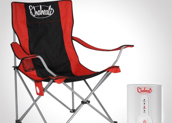 Chaheati All-Season Heated Chair ($90.00)