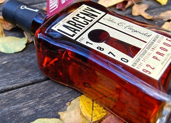Bourbon of the Month: John E. Fitzgerald Larceny | Bourbon & Boots