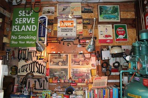 The Garage Journal
