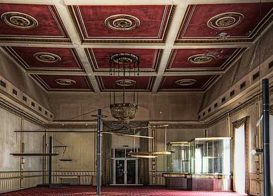 All Bets Are Off: 10 Crapped-Out Abandoned Casinos | WebUrbanist