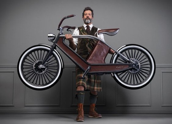 The Cykno Eclectic Bicycle - BonjourLife