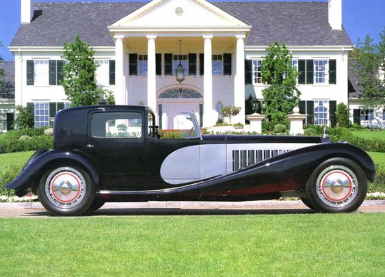 Bugatti Type 41 Royale  |  Your Majesty's Wheels