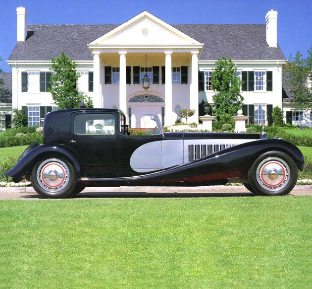 Bugatti Type 41 Royale  |  Your Majesty's Wheels