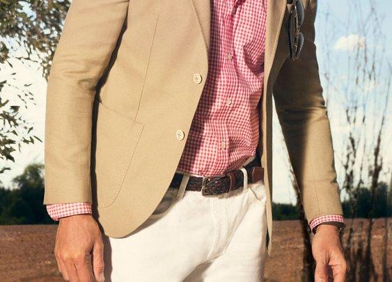 Massimo Dutti's February 2013 Lookbook