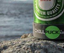 Chill Puck: Keep Beer Colder, Longer