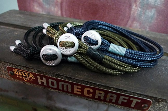 Leather and Cord Bracelets  |  877 Bracelets
