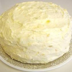 100 Proof Pina Colada Cake
