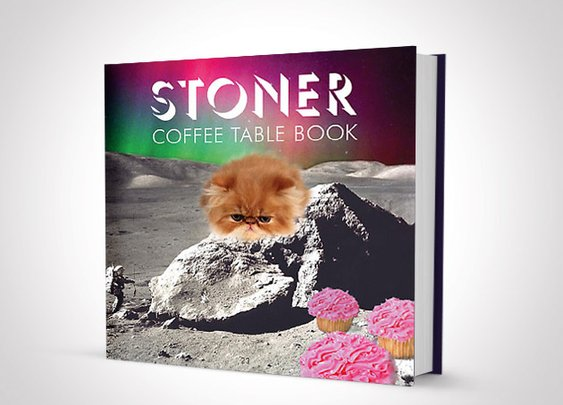 Stoner Coffee Table Book - Headlines & Heroes